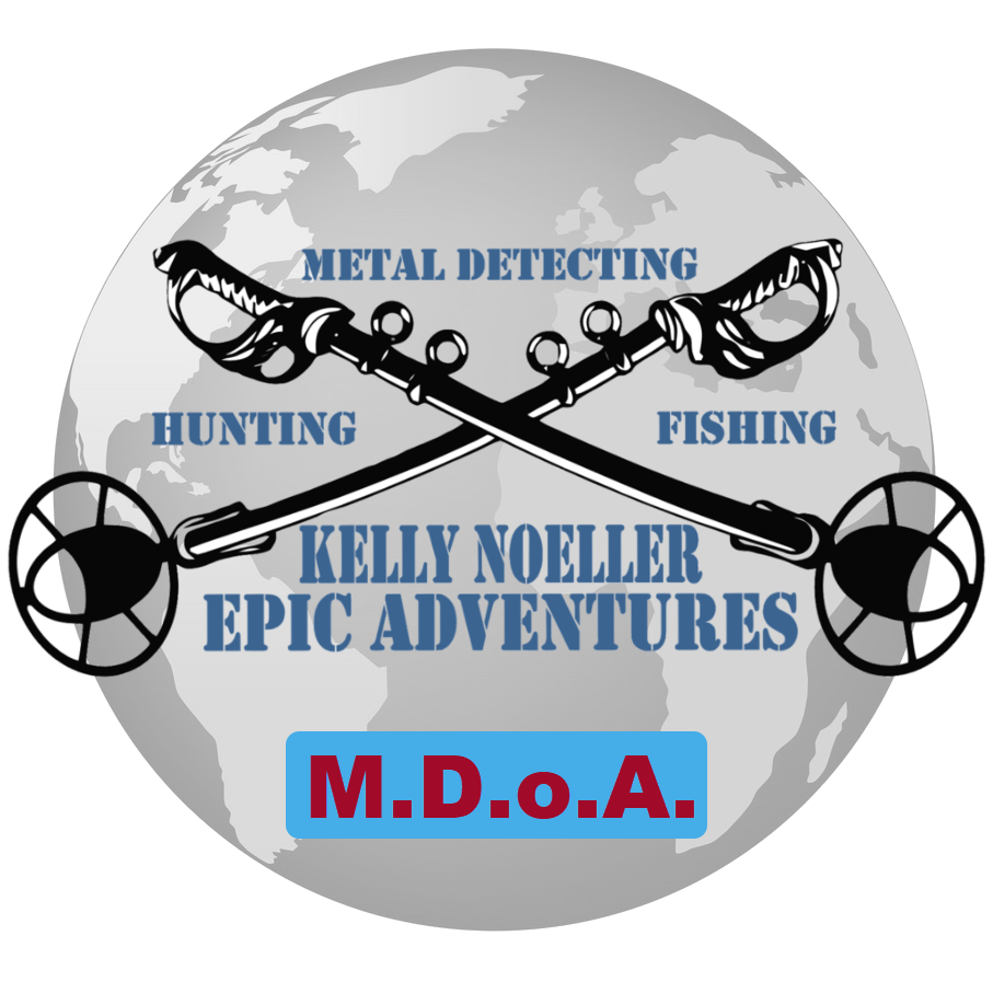 Kelly Noeller Metal Detecting